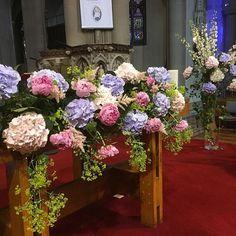 #nofilter #destinationwedding #wedding #flowers #summerwedding #hydrangea #florist #lamberdebie #dublin #ireland #ifonlythebestisgoodenough #chuchvenue #weddingplanning #lamberdebie #florist