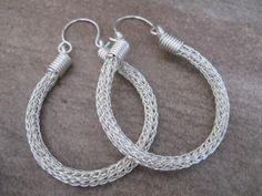 viking wire weaving ring - Google Search