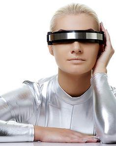 Electric glasses