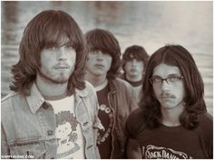 Kings of Leon are still my favorite, but I hate to say they are too pretty now. What happened to these good ol' days?
