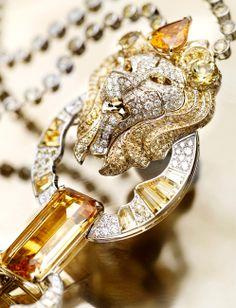 Rosamaria G Frangini   A Luxury Life   Billionaires VIP Club   Chanel's lion