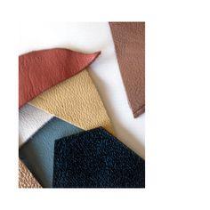 Leather spring colour range