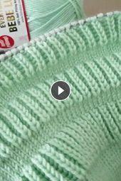Dear Ladies, Here Comes The Irish Crochet Lace ! - Knitting Source - Dear Ladies, Here Comes The Irish Crochet Lace ! – Knitting Source Dear Ladies, Her - Diy Crafts Knitting, Easy Knitting Patterns, Knitting Stitches, Free Knitting, Baby Knitting, Loom Knitting, Knitting Needles, Crochet Patterns, Knitting Videos