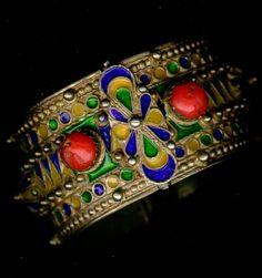 Algerian 'kabyle' jewel