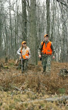 Hunting is a family bonding experience