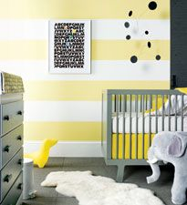 cute..cute...and cute...grey, yellow, and white :) Love it!