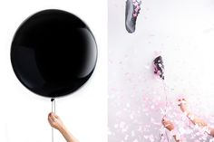 Want/Need: The Gender-Reveal Confetti Balloon