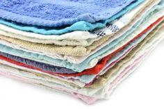 Come riciclare i vecchi asciugamani in maniera utile e creativa