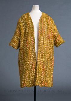 Woman's Coat  Date:  c. 1960–1969  Designer:  Cashin, Bonnie