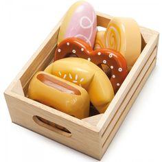 Le Toy Van Honeybake Bakers Basket