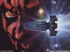 Star Wars Wallpaper : Darth Maul