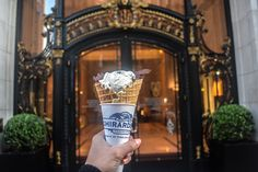 Ghirardelli Ice cream