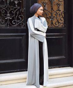 0c1c721a4 Muslim Fashion, Modest Fashion, Hijab Fashion, Modest Outfits, Cool  Outfits, Turban