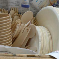 vaisselle pic-nic écologic
