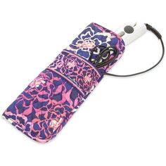 Vera Bradley Curling and Flat Iron Cover in Katalina Pink ($17) ❤ liked on Polyvore featuring beauty products, haircare, hair styling tools, blow dryers & irons, katalina pink, travel, travel accessories, vera bradley, straight iron and curling iron