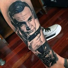 30 James Bond Tattoo Designs For Men