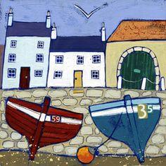 Joanne Wishart Seaside Collection www.joannewishart.co.uk