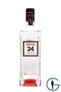 Gin Beefeater 24. La versión premium de la popular ginebra.
