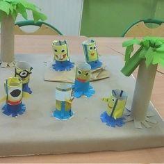 Kreatywne prace plastyczne (i nie tylko) z dzieckiem, Zrób to sam, prace ręczne Craft Things, Education, Logos, Crafts, Manualidades, Logo, Handmade Crafts, Onderwijs, Craft