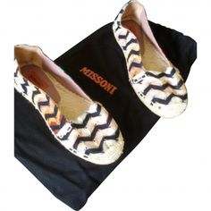 Espadrilles MISSONI Multicolour