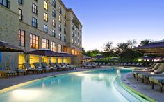 Westin Stonebriar Hotel in Frisco, TX -- idea for wedding night stay, looks very nice!