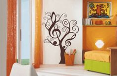 I'm going to go into my room and sit on my bed and stare at my imaginary music tree . . .