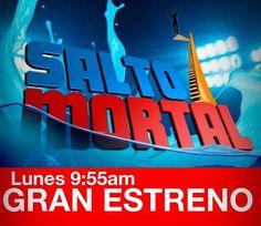 #EventosAzteca #DímelocadaMañana #SaltoMortal