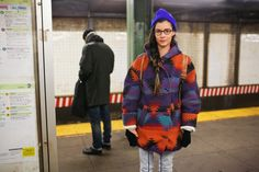 Subway Stalking! 49 Cute New Yorkers Snapped Underground