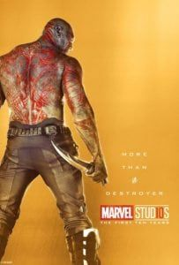 Marvel unveils 24 new 10th Anniversary character posters