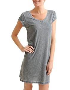 Brands | Nightgowns & Sleepshirts | V-Neck Sleep Shirt | Lord and Taylor