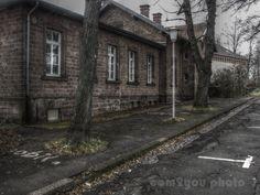 Altes Bahngebäude Homburg