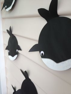 orcas under the sea party