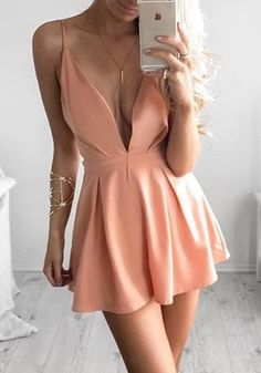 Chiffon Homecoming Dress,Homecoming Dress,Short Prom Dress,Country Homecoming Gowns,Sweet