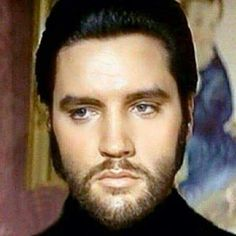 Elvis - 'Charro ' Elvis Presley Images, Elvis Presley Movies, Graceland, Tupelo Mississippi, Lisa Marie Presley, Gene Kelly, Robert Redford, Awesome Beards, Star Wars