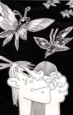 La papallona misteriosa, ed. Barco de vapor