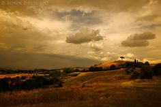 Italy Landscape Photo - from our Tuscany field trip day with the Cortona Center of Photography - Photo © Robin Davis