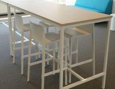 Hoge bartafel Standaard (kantinetafels) - kantine inrichting voor school of bedrijf