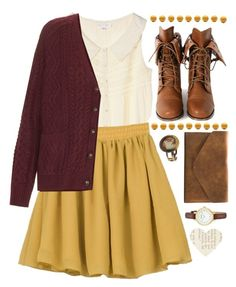 Creme, Senf, Weinrot, Braun / Cognac Source by beatrice_hinze outfits Mode Outfits, Fall Outfits, Casual Outfits, Fashion Outfits, Skirt Outfits, Maroon Skirt Outfit, Outfit Winter, Womens Fashion, Mode Chic