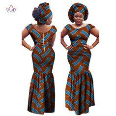 Women o-neck Africa Dress for Women Summer ankara Maxi long-party Dashiki embroidery african riche bazin Femme Plus Size African Attire, African Wear, African Women, African Style, African Dresses For Kids, Latest African Fashion Dresses, African American Fashion, African Print Fashion, Africa Fashion
