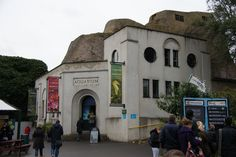 A zoo known for hosting wild and drunken parties late at night has recently banned them, opting for a quiet and family-friendly event in the evenings. Applaud this decision to protect the zoo's animals by signing this petition. Vienna Zoo, London Attractions, Zoo Animals, Worlds Of Fun, Aquarium, Old Things, Street View, England, Success