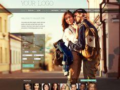 #templates #datingsite #skadate