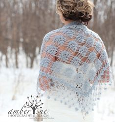 Bridal Bolero Winter Wedding Shawl Gray Shawl by MODAcrochet Bridal Bolero, Bridal Cape, Mauve, Magenta, Shawl Crochet, Winter Wedding Shawl, Big Yarn, Bridal Cover Up, Evening Shawls