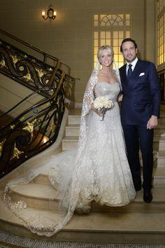 Chantal Janzen sprookjesachtige bruid   Prive   Telegraaf.nl