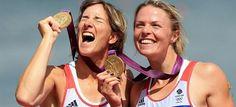Grainger and Watkins strike gold | Team GB