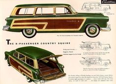 Big '52 Ford brochure 10