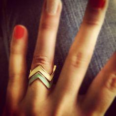 Rings. Rings. Rings.