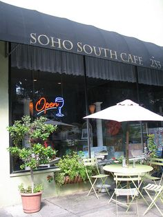 Soho South Cafe - Always loved the one in Atlanta near the Fox also.