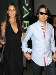 Tom Cruise and Katie Holmes split: their love story