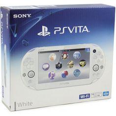 PS+Vita+PlayStation+Vita+New+Slim+Model+-+PCH-2000+(White)