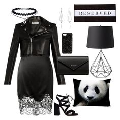 """""""Untitled #1055"""" by saint-germain on Polyvore featuring Givenchy, Yves Saint Laurent, Balenciaga, Felony Case, Diane Kordas, Chance, men's fashion and menswear"""